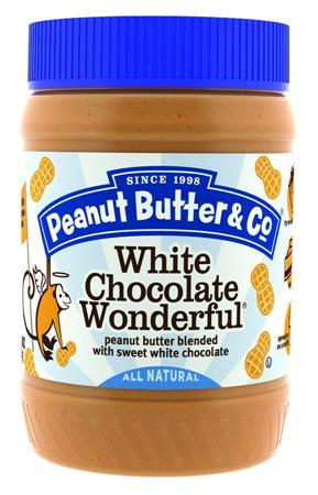 с белым шоколадом