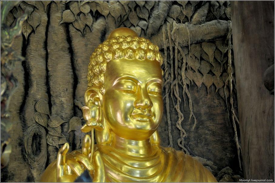 музыка из буддийского храма во вьетнаме - 14
