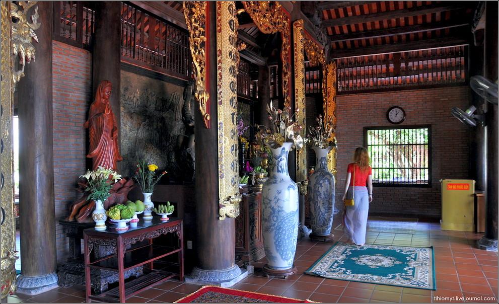 музыка из буддийского храма во вьетнаме - 9