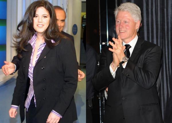 Левински и Клинтон