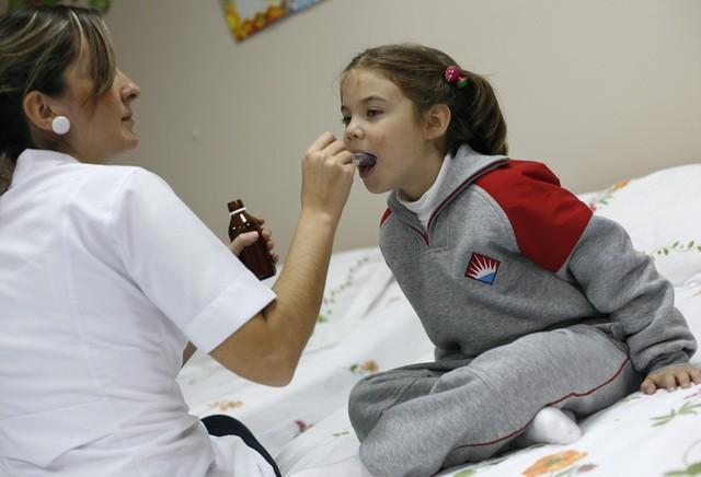 В гостях у медсестры
