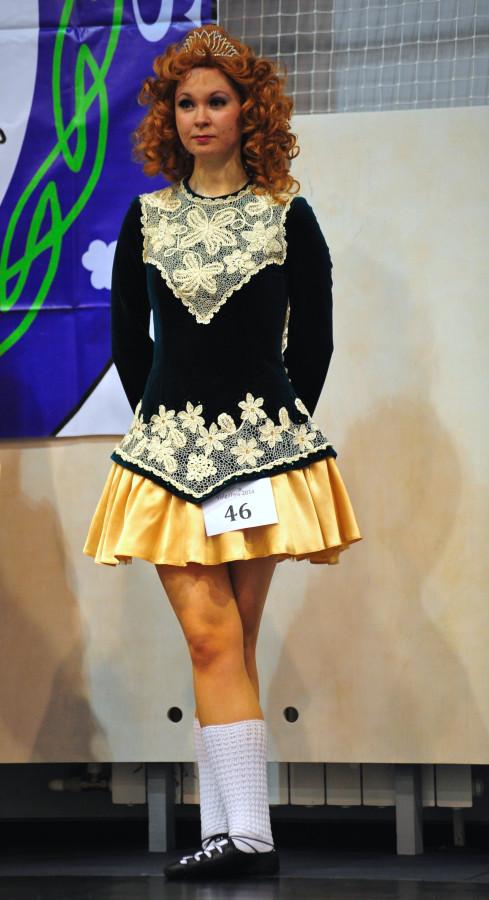 Ирландские платья