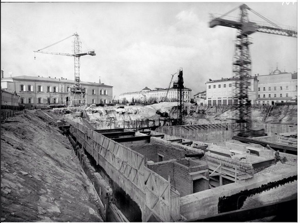 322672 Начало строительства КДС В.Г. Земский. (И. Пармузина) 1960.jpg