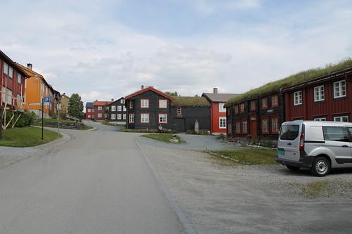 Harald Sohlbergs plass på Røros