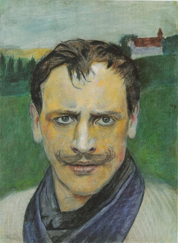 Sohlberg - selvportrett
