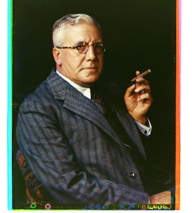 1935 Portret van een onbekende man.jpg