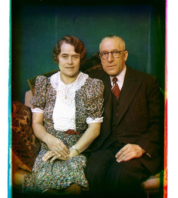 1935 Portret van een onbekend echtpaar.jpg