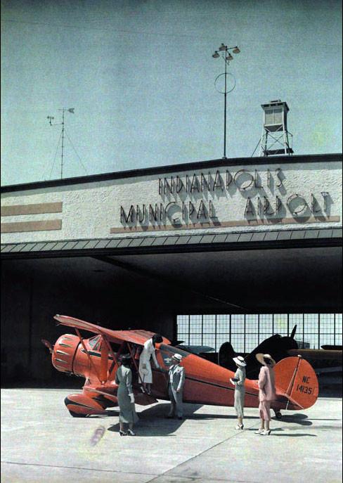 1935 Аэропорт Индианаполиса США.jpg