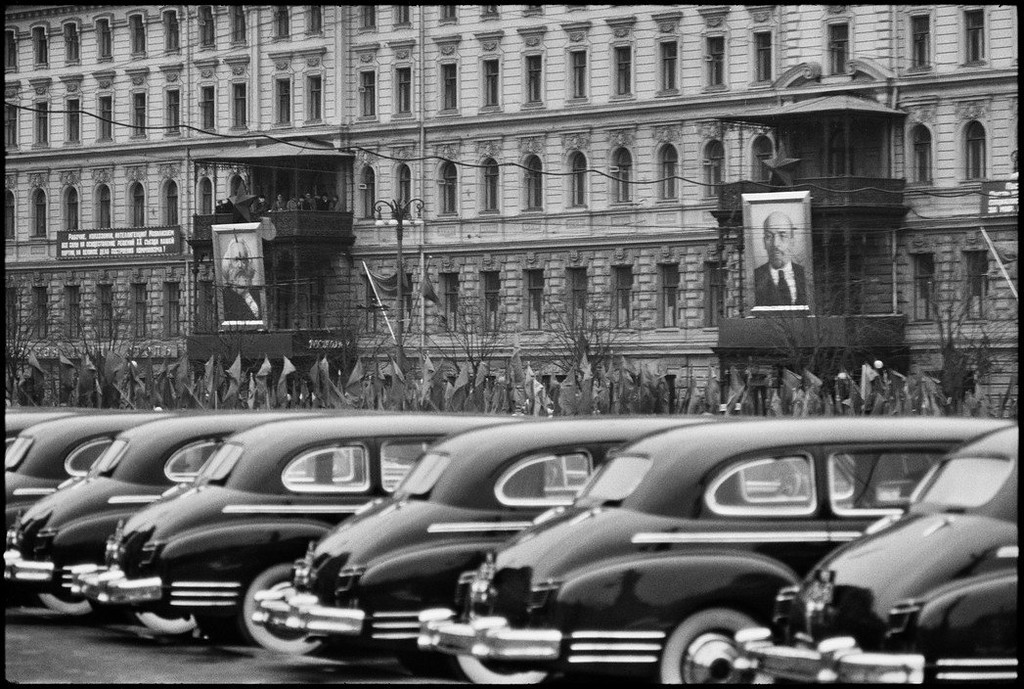 USSR. Moscow. 1957. 40th Anniversary of the October Revolution 2.jpg