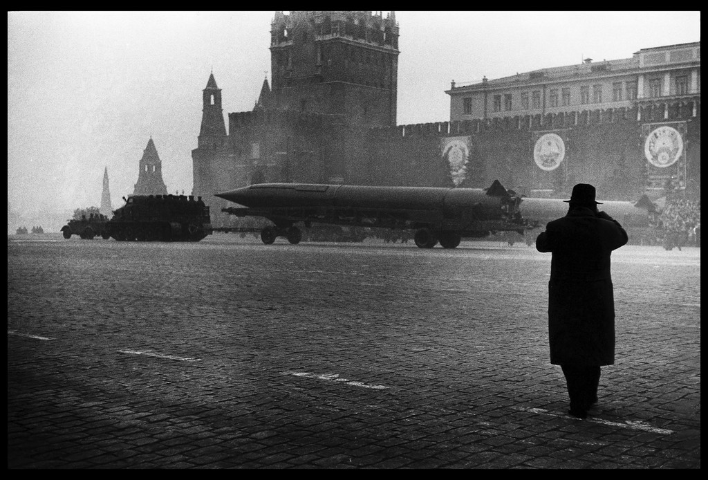 USSR. Moscow. 1957. Parade in Red Square for the 40th anniversary of the Bolshevik Revolution 5.jpg