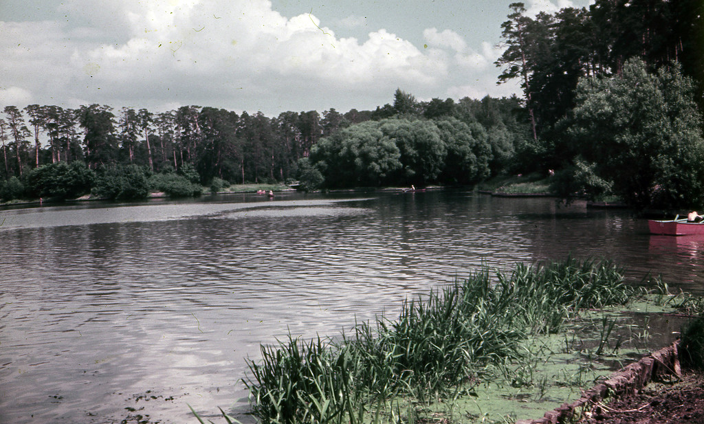 179544 Серебряный Бор Бездонное озеро сер. 70-х Владимир Матвеев.jpg