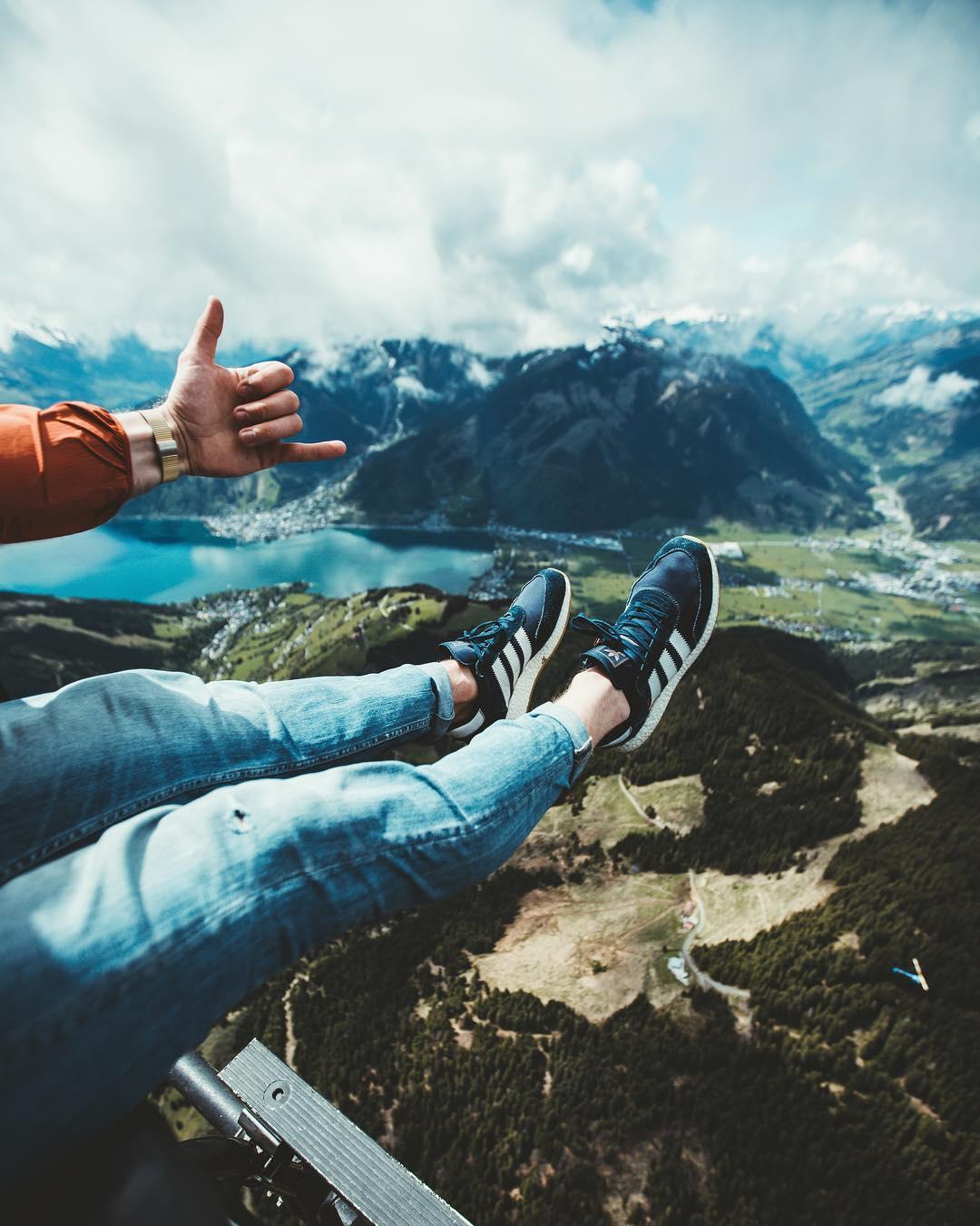 Великолепные пейзажные снимки 17-летнего фотографа