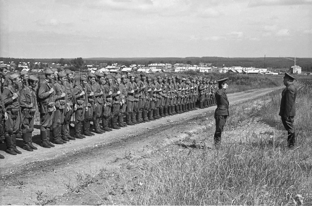 Урал в 1980-1990-е годы на снимках Ивана Галерта