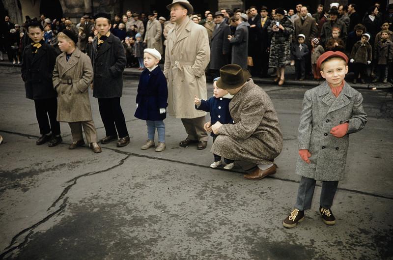 1959 Дети в Москве. Harrison Forman.jpg