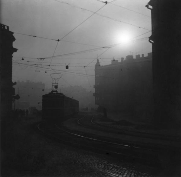 Трамвай. Ленинград,  1956.jpg