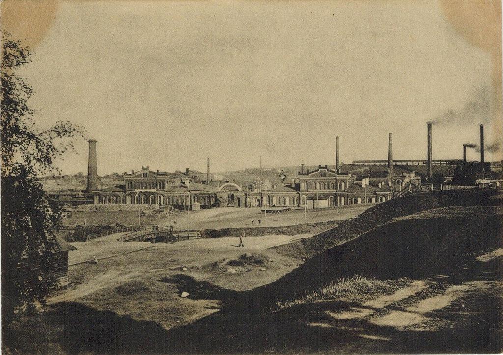 Петрозаводск в открытках