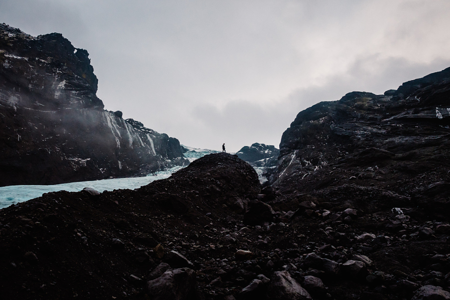 Conquering Thórsmörk