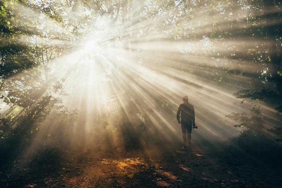 Spray of Light