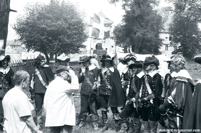 «Сирано де Бержерак», 1987 год, поселок Свирж на Львовщине. Реж. Н.Бирман.jpg