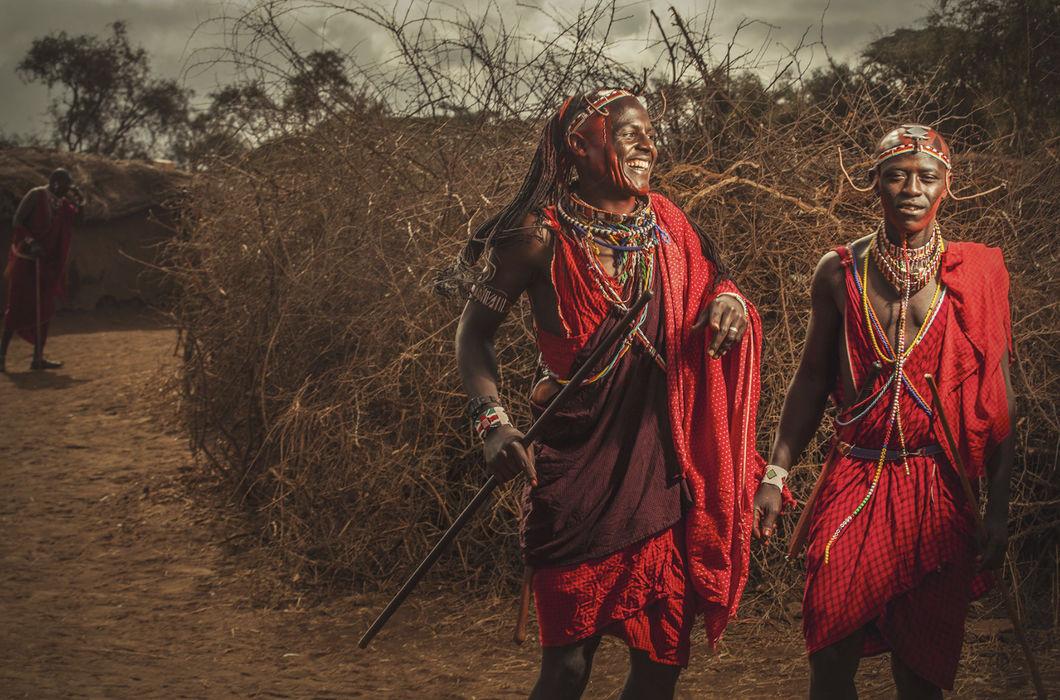 Кенийская атмосфера на снимках Кабута Каго