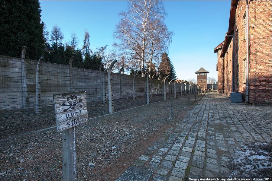 Nazi Camp Auschwitz-Birkenau