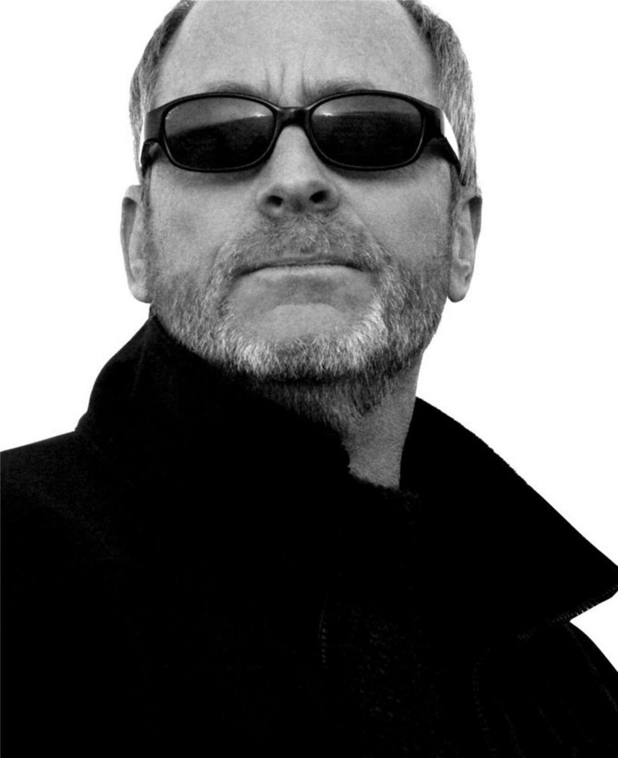 - портрет фотографа Грега Гормана / Greg Gorman