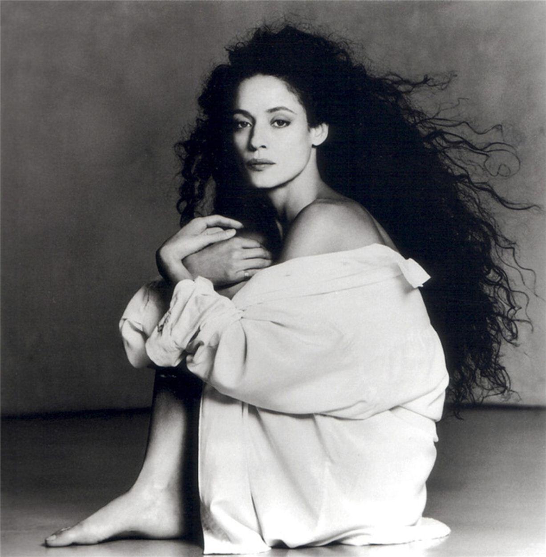 Sonia Braga / Соня Брага - портрет фотографа Грега Гормана / Greg Gorman