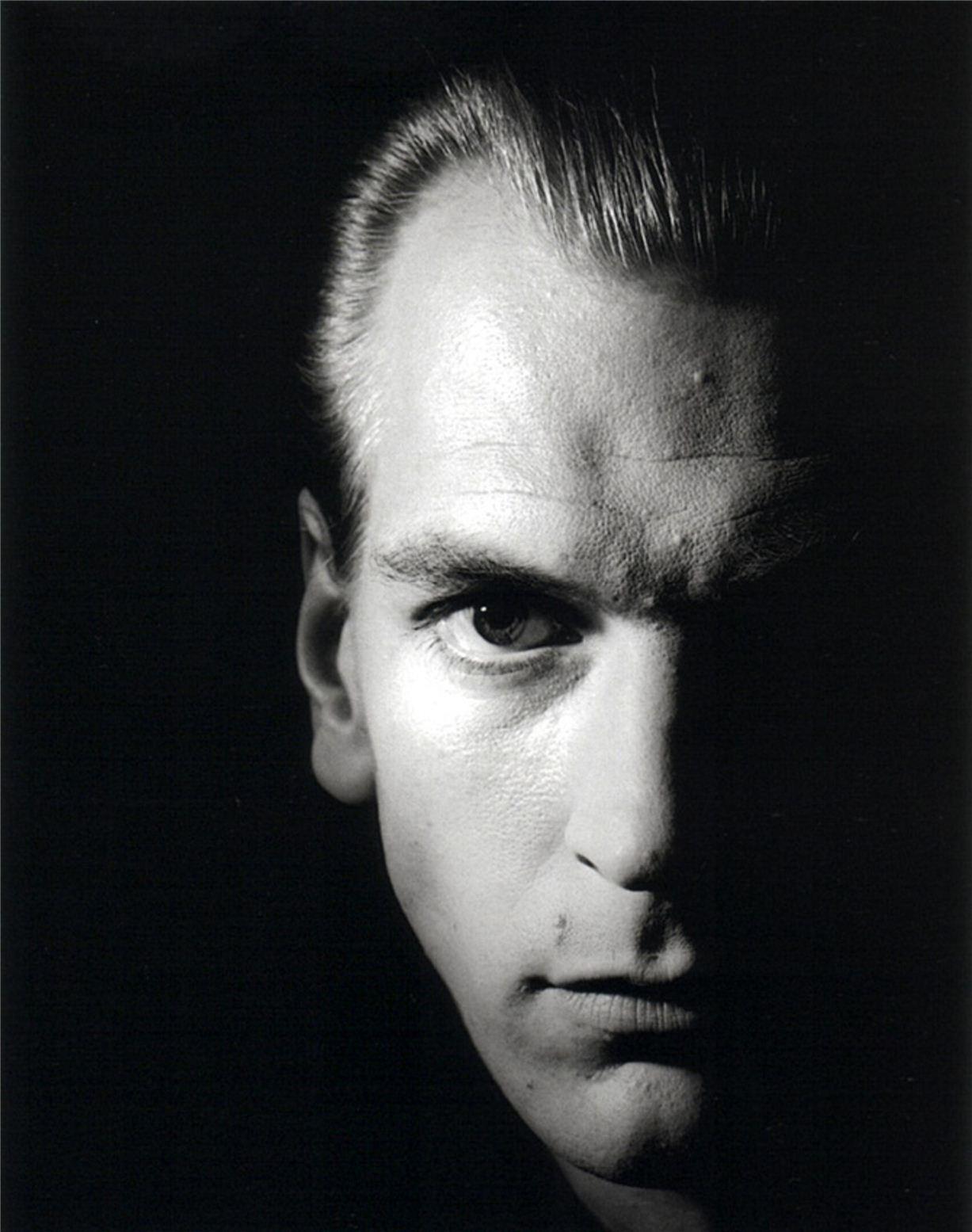 Jullian Sands / Джулиан Сэндс - портрет фотографа Грега Гормана / Greg Gorman