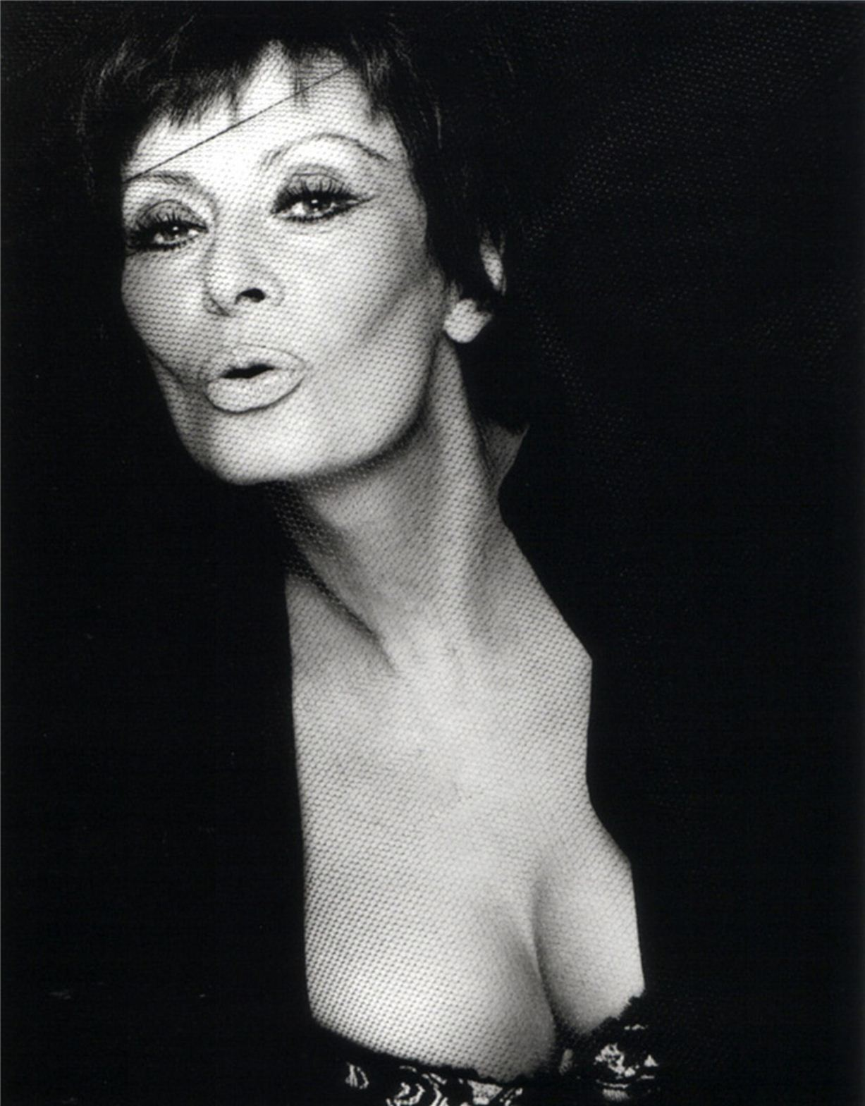 Sophia Loren / Софи Лорен - портрет фотографа Грега Гормана / Greg Gorman