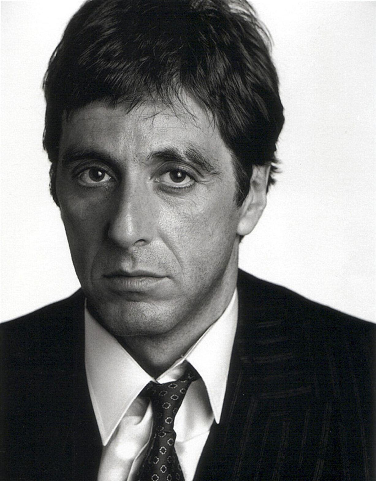 Al Pacino / Аль Пачино - портрет фотографа Грега Гормана / Greg Gorman