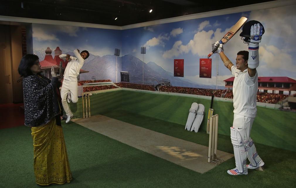 Музей Мадам Тюссо открылся в Дели
