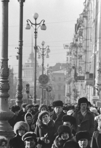 Аркадий Райкин. Автор Белинский Юрий, 1980.jpg