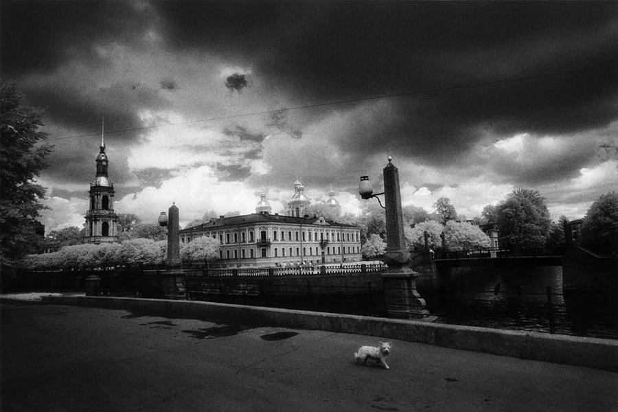 Санкт-Петербург на снимках Бориса Смелова