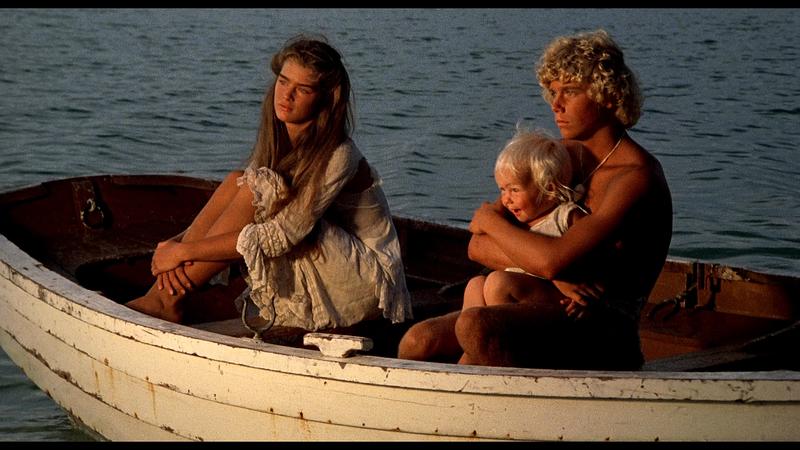 Голубая лагуна, 1980