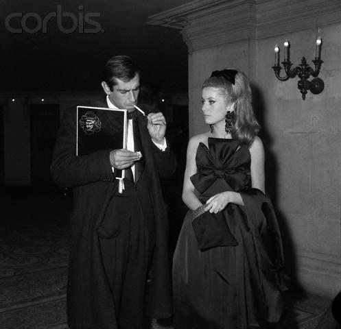 Catherine_Deneuve_with_Roger Vadim