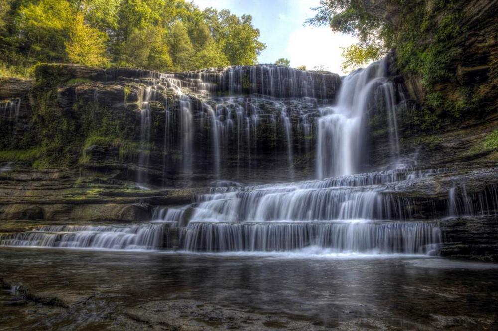 Удивительные водопады планеты