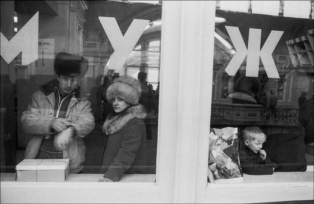 ГУМ, 1990 год. Фото © Игорь Стомахин.jpg