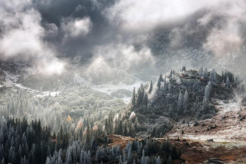Красивые пейзажи Аднана Бубало