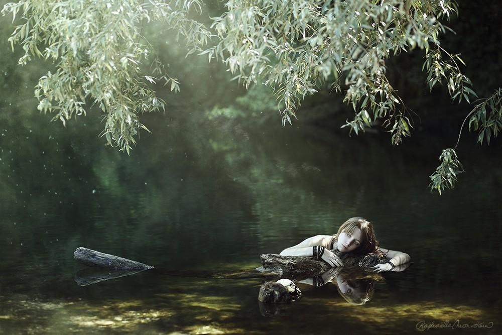 Сказочные портреты Рафаэль Монвуазен