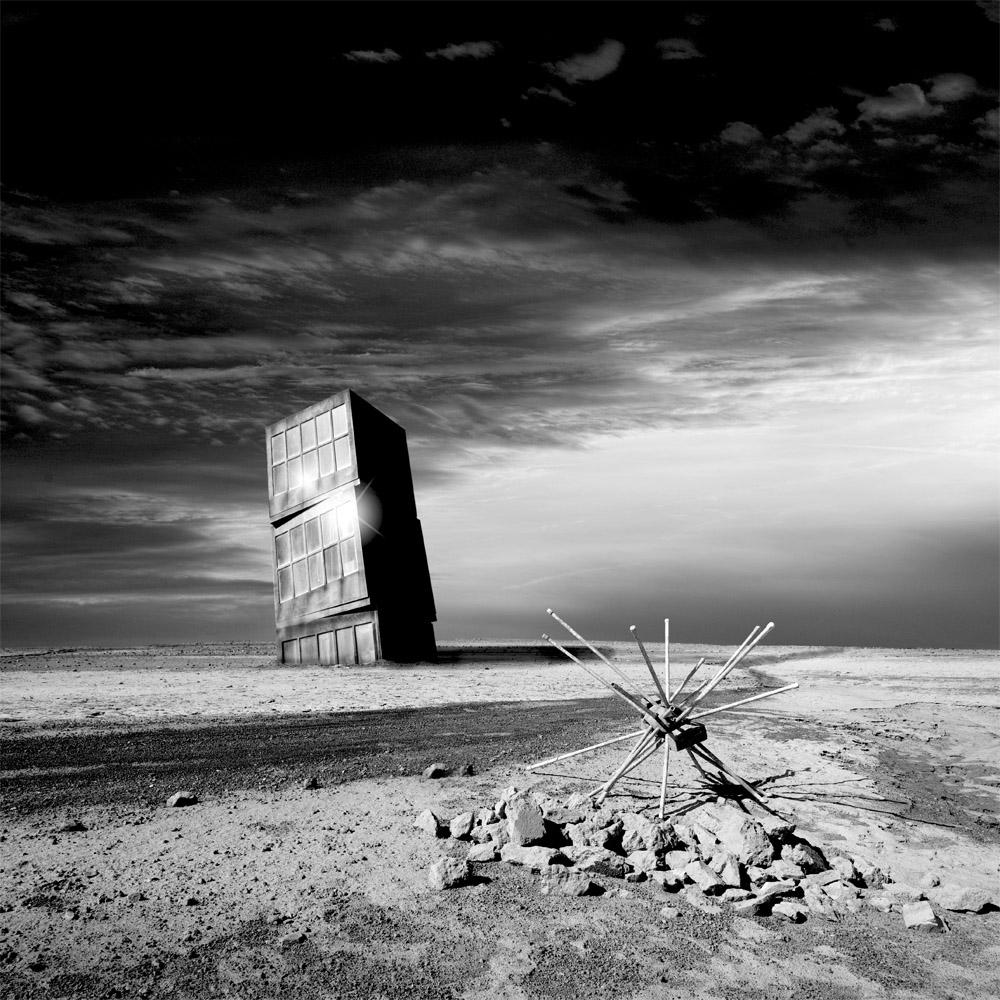Сюрреалистичные миры Марка Уорда