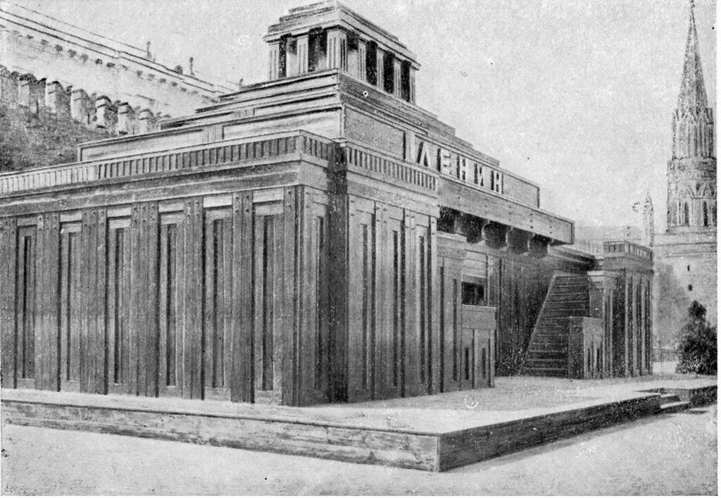 История мавзолея Ленина