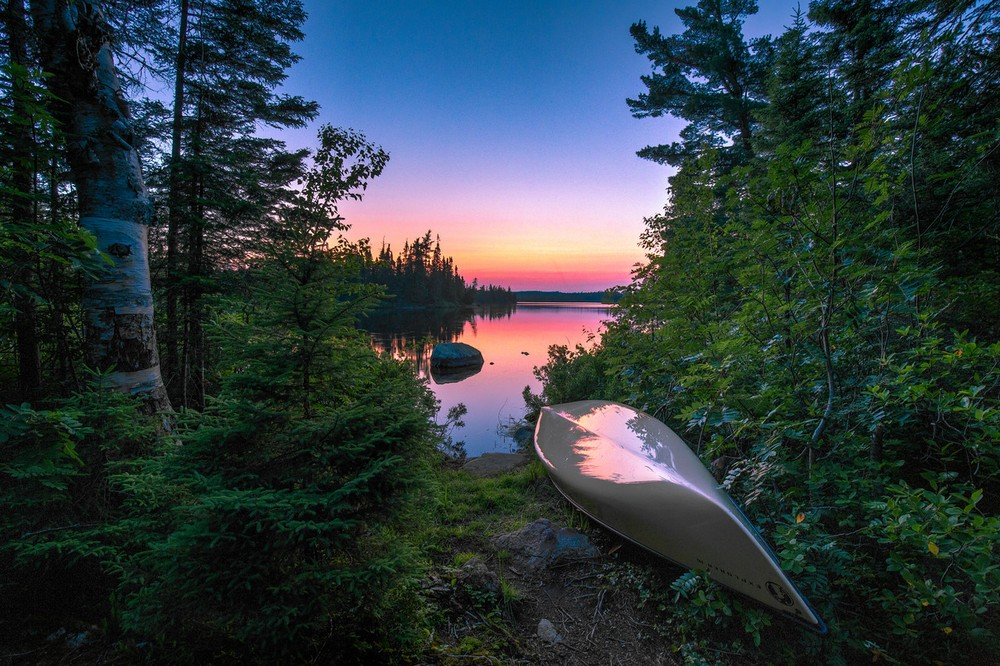 Красивая природа на снимках Эрика Бантинга