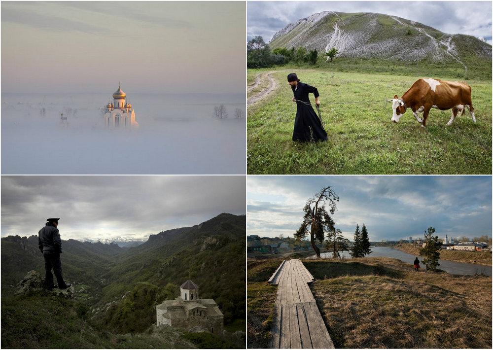 Работы фотоконкурса «Святое и ценное в России»