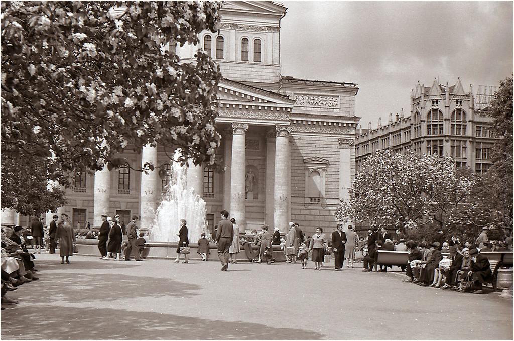 Большой театр, май 1959 года..jpg
