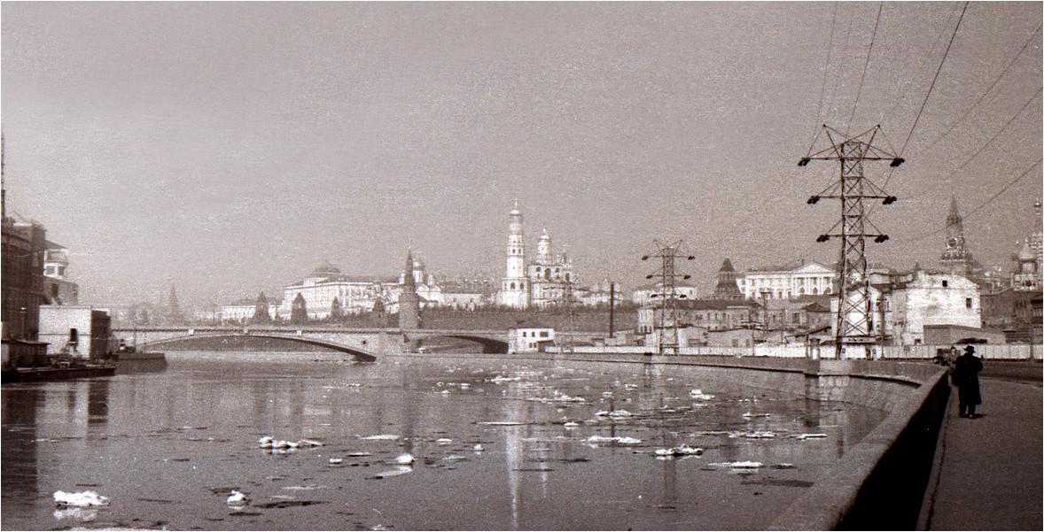 Москва, весна 1959 года..jpg