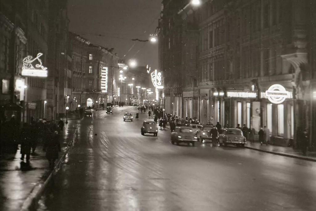 1963. Улица Петровка 1.jpg