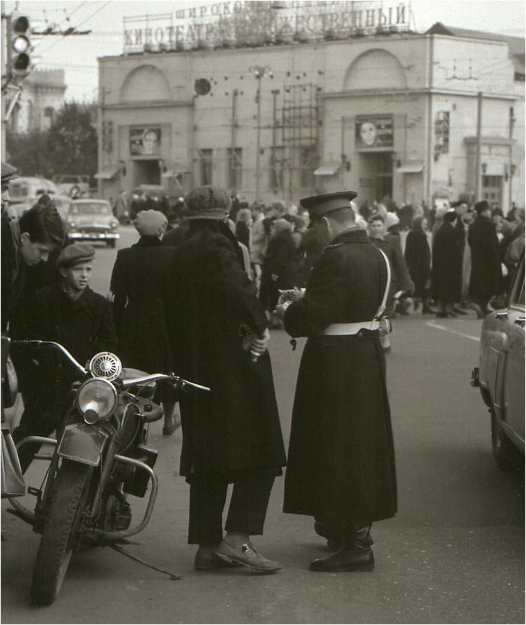 Милиция в 1962 году..jpg