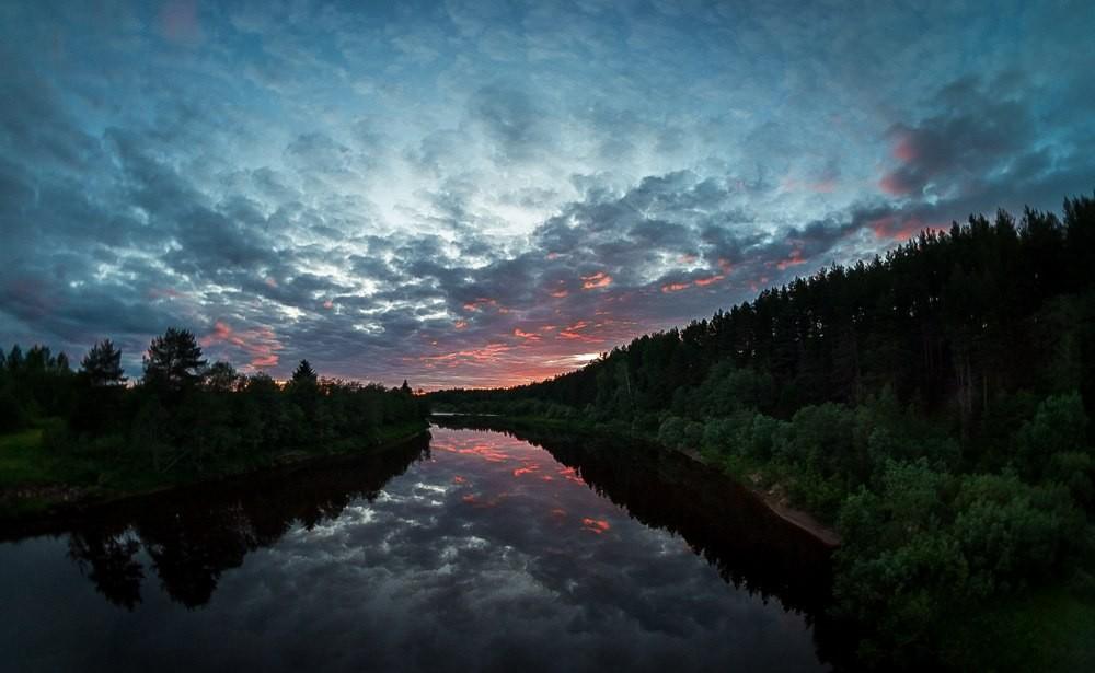 Красивые пейзажи Виталия Истомина
