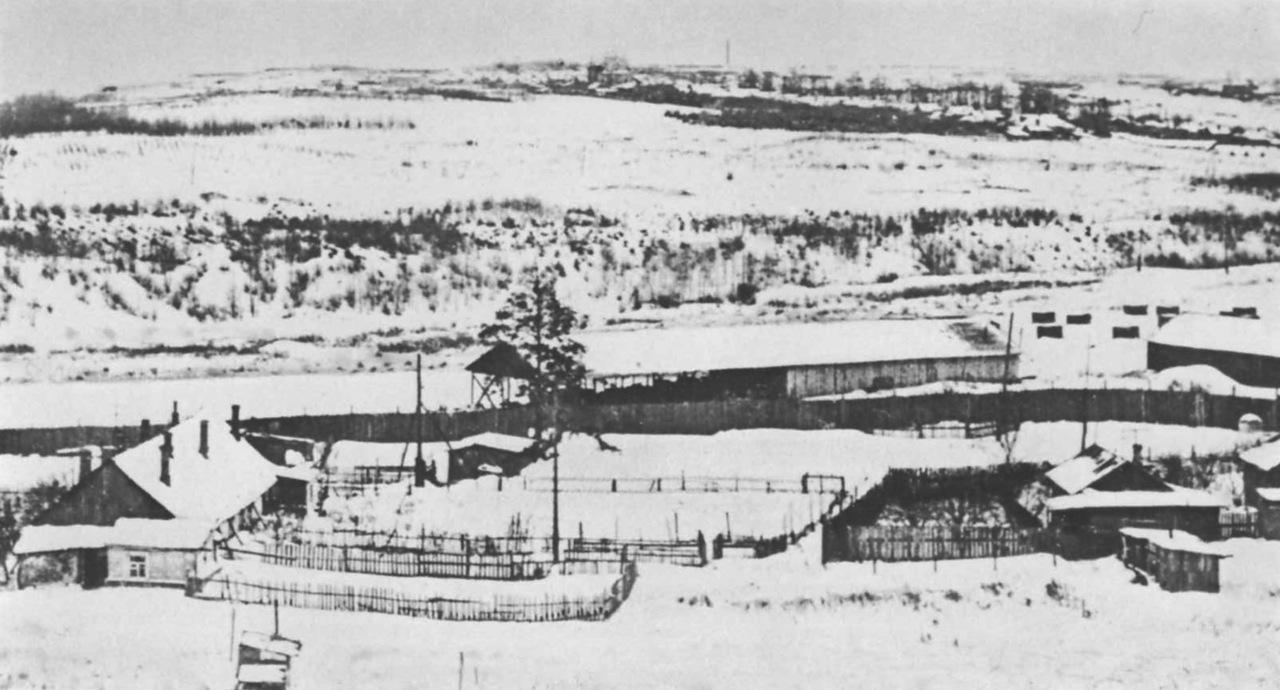Бывшая подмосковная деревня Тропарево. 1928