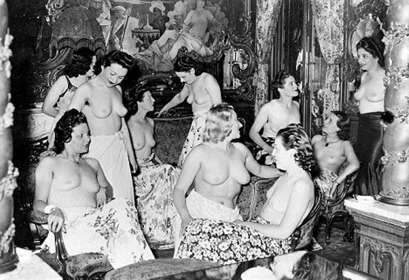 Факты о жизни секс-рабынь концлагерей СС